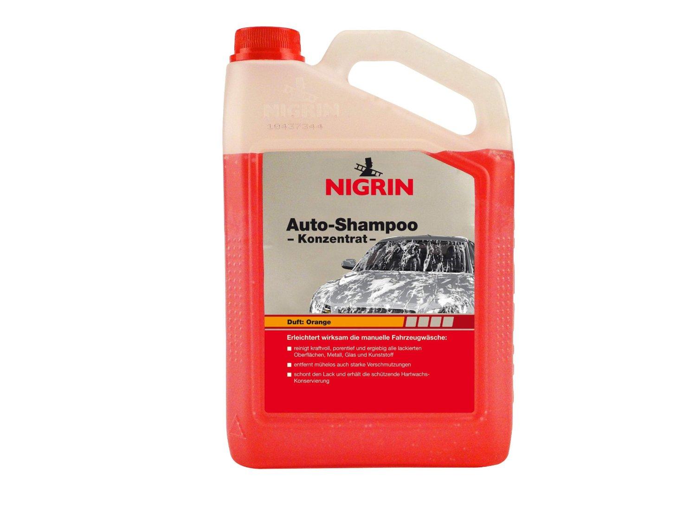 Nigrin 72985 Autoshampoo Konzentrat Test