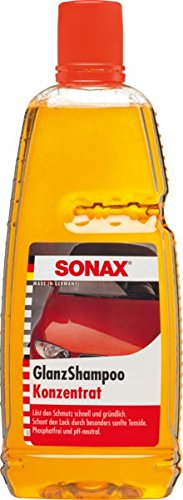 sonax 314300 glanzshampoo autoshampoo test. Black Bedroom Furniture Sets. Home Design Ideas