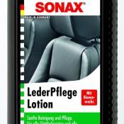 Sonax 291200 LederPflegeLotion Test Lederpflege