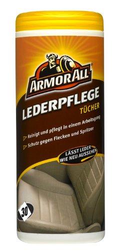 Armor All Lederpflege Tücher Test