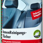 SONAX 412200 InnenReinigungsTücher Box Test