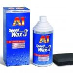 A1 Speed Wax Plus 3 Autowachs Test