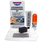 Presto 365171 Scheinwerfer Aufbereitung Scheinwerferpolitur Test